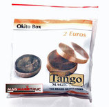 BOITE OKITO  2 EUROS LAITON - OKITO BOX - TANGO MAGIC