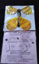 Flying Butterfly - Papillon qui s'envole ( 4 pièces)