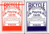 CARTES BICYCLE SECONDS POKER