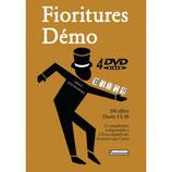 FIORITURES DÉMO - 4 DVD- Jerry CESTKOWSKI