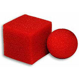 SQUARE BALL ULTRA SOFT by GOSHMAN