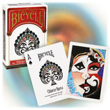 JEU BICYCLE CHINESE OPERA