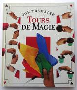 TOURS DE MAGIE de JON TREMAINE 1996