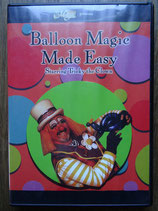 DVD Balloon Magic Made EASY de Starring Tricky the Clown