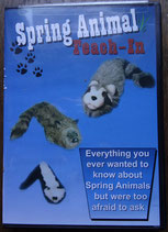 DVD Sping ANIMAL Teach-in