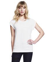 Fairwear Frauen Shirt weiß