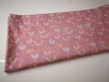 Tipi Zeltstoff rosa Regenbogen Sterne