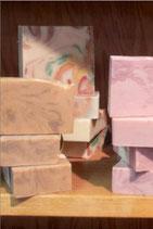 Rosemary Lavender Goat's Milk Soap ~ All Natural Soap
