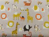 BW Kamel, Giraffe & Co grau