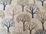 Bäume mit Goldeffekt