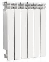 Алюминиевые радиаторы TORIDO 500/100