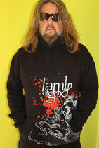 Lamb of God red white DH