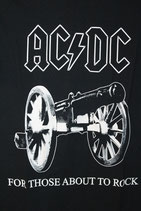 AC DC - For Those About To Rock