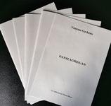 Lot n°3 de 5 partitions (envoi par email en pdf)