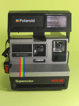 Polaroid Supercolor 635 SE. LM program