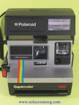 Polaroid Supercolor 635. LM Program.