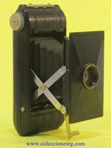 Kodak Jiffy Vest Pocket Series II, de baquelita negra