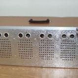 Duivenmand aluminium 6 vaks