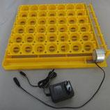 Automatisch keersysteem 42 eieren/ 120 kwarteleieren