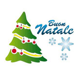 Stencil  Albero Natale