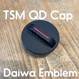 TSM QD Caps Daiwa Emblem  X5000T / Emblem Pro / X5000T Black