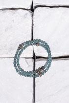 Jadearmband mit 925er Echtsilber JA0001