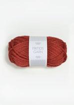 Fritidsgarn dunkles Terrakotta 4035