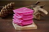 Meditationskerze pink