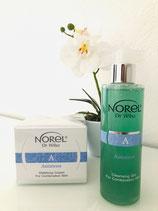 Norel Antistress Mattifying Creme (50ml) und Waschgel (200)ml Set