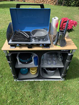 Camping Küchenmodul - Mieten