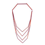 T-LINE MULTIROW  Necklace