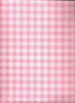 Goma eva cuadrados rosas-blancos