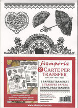 Papel transfer Stamperia-029