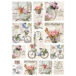 Papel de arroz Bicycle-031M