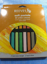 Soft pastels Reeves