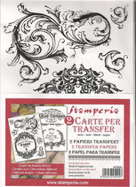 Papel transfer Stamperia-041