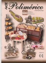 Revista arte polimérico Nº1