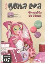 Revista arte goma eva nº7