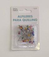 Alfiler quilling 50 unidades