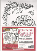 Papel transfer Stamperia-038