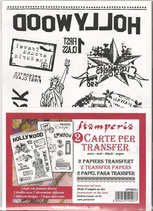Papel transfer Stamperia-031