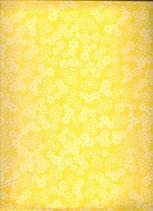 Goma eva flores amarillo-blanco