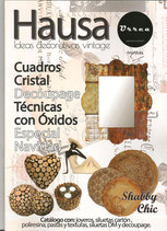 Revista Hausa ideas decorativas vintage Nº2