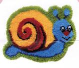 Kit alfombra de nudos N.022