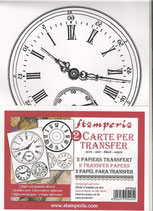 Papel transfer Stamperia-042