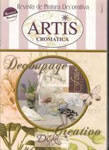 Revista Artis Cromatica nº4