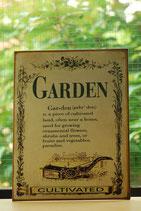 ガーデンプレート