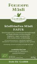Pommern Müsli 400g ohne Zuckerzusatz