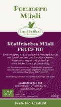 Pommern Müsli Fruchtig 400g