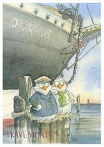 23-04 Der Kapitän un sien Fru